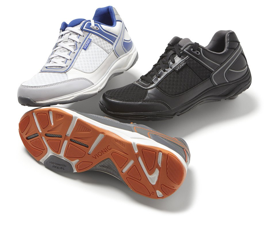 Vionic by Orthaheel Vionic Endurance - Men's Walking Shoes - Orthaheel at Sears.com