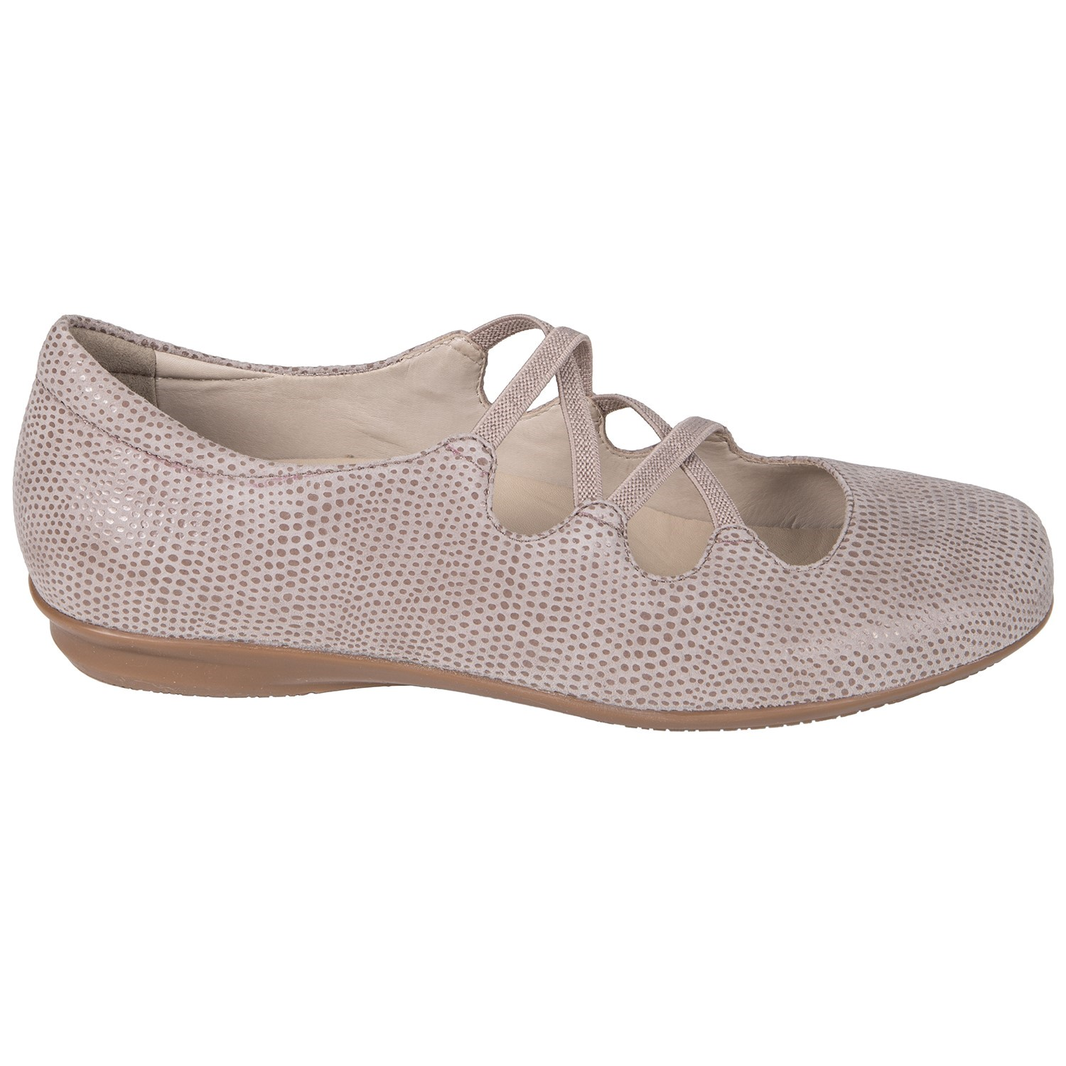 ef76ae3b1a8 Earthies Clare - Women s Ballet Flat - Ginger - outside