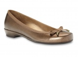 Vionic Olivia Ballet Flat with Orthotics by Orthaheel