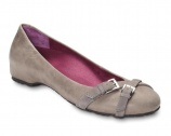 Weil Milan Buckle Casual Flat by Orthaheel