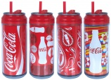 Cool Gear Can - Coca Cola with Straw - 16oz
