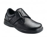 Orthofeet Men's Comfort Strap Shoes 510