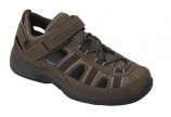 Orthofeet Clearwater Men's Two-way Strap Sandals - 573