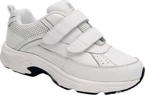 Drew Paige - Women's Orthopedic Walking Shoes - Strap Closure