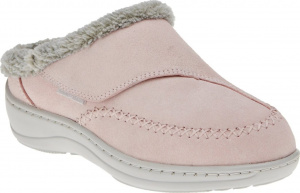 Orthofeet Charlotte Women's Orthotic Slippers Pink