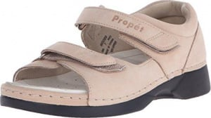 Propet Pedic Walker Removable Footbed Sandals - Women's