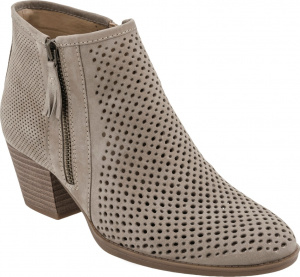 Earth Pineberry - Women's Heeled Breathable Bootie