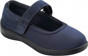 Orthofeet Springfield - Women's Stretchable Mary Janes