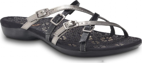 Dr. Weil by Orthaheel Inspire Slide Sandals - 84INSPIRE-Black