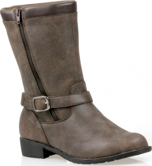 Propet Hadsten - Boots - Women's - Vintage Brown - angle view