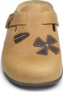 Dr. Weil By Orthaheel Deva Clogs - 87DEVA-Toffee-Front