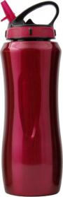 Cool Gear Stainless Steel Water Bottle - Red
