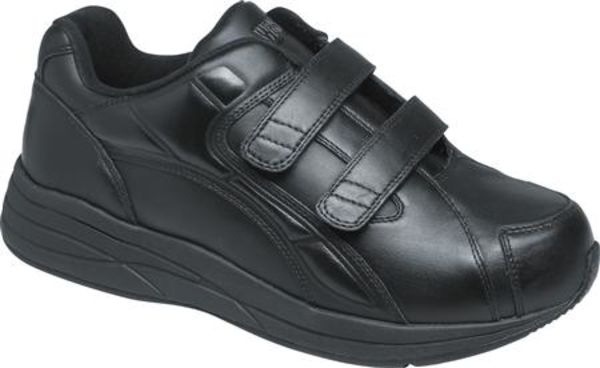 Drew Force V - Black Mens Athletic Strap Shoes - 44714
