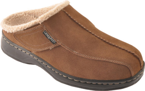 Orthofeet S331 Orthotic Slippers - Brown