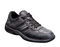 Orthofeet Men's Athletic - Lace Shoes - orthofeet-640-black-641