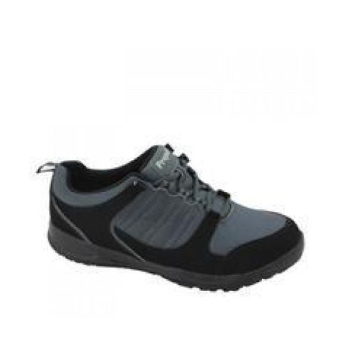 Propet Cadence - Active - Women\'s - Black Charcoal Grey