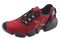 Aetrex ModPod Active walking shoe - Men - MP403 Red/Black