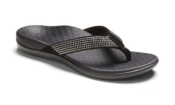 1747fca74 Vionic Tide Rhinestones - Supportive Thong Sandals - Free Shipping