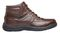 Propet Four Points Mid II - Active - Men\'s - Brown Grain - out-step view