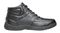 Propet Four Points Mid II - Active - Men\'s - Black Grain - out-step view