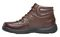 Propet Four Points Mid II - Active - Men\'s - Brown Grain - instep view