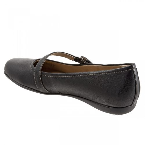 Trotters Simmy - Women's Mary Jane - Black - back34