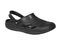 Telic Dream Orthotic Supportive Clogs - Unisex - Black Angle