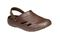 Telic Dream Orthotic Supportive Clogs - Unisex - Brown Angle