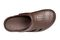 Telic Dream Orthotic Supportive Clogs - Unisex - Brown Top2