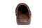 Telic Dream Orthotic Supportive Clogs - Unisex - Brown Back