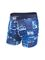 SAXX Vibe Men's Comfort Underwear - Boxer - Blue Mixed Tape