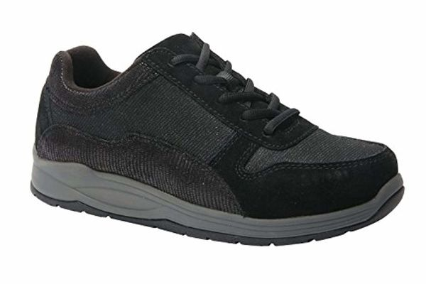 Drew Tuscany - Women's Dress Sneaker - Comfort and performance sneaker - Black Combo