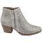 Earth Pineberry - Women's  Boot low - Silver - outside