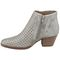Earth Pineberry - Women's  Boot low - Silver - inside