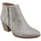Earth Pineberry - Women's  Boot low - Silver - quarter