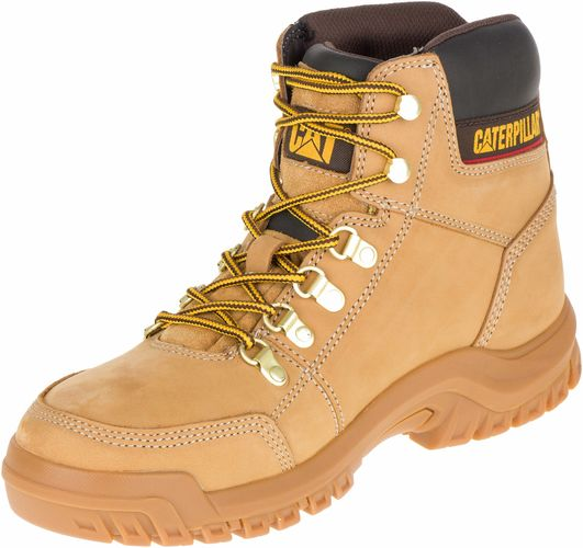 Caterpillar Outline Soft Toe - Honey Reset - CAT Footwear - 35