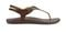 Olukai 'Eheu - Women's Comfort Sandal - Kona Coffee/Kona Coffee - Profile main