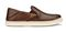 Olukai Pehuea Leather - Women's Casual Shoes - Bronze / Dk Java - Profile main