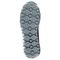 Propet TravelActiv Woven Womens Active Travel - Grey Quilt - sole view