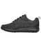 Propet TravelActiv Woven Womens Active Travel - Dark Grey - instep view