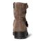 Vionic Rustic Lima - Women's Shoes - Dark Taupe - 5 back view