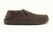 Olukai Nohea Lole Boy's Casual Slip-on Shoe - Clay / Trench Blue - Top