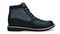 Olukai Hualalai -Men's Waterproof Comfort Boot - Black / Black - Profile main