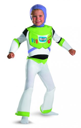 Buzz Lightyear Deluxe Child -