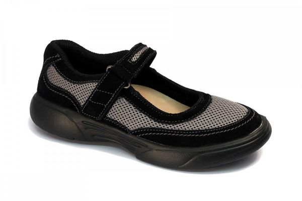 Mt. Emey 9200 - Women's Extreme-Light Mary Jane - Black Main Angle