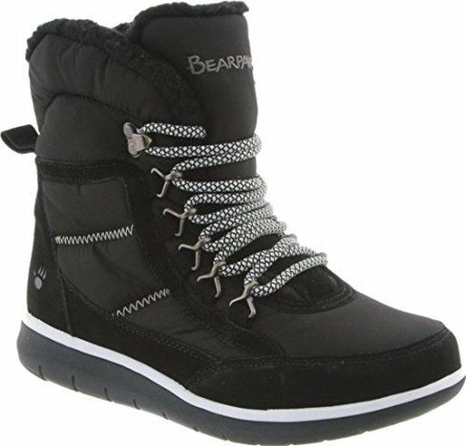 Bearpaw Ruby - Women's Waterproof Boot - 2047W - Black