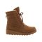 Bearpaw Krista - Women's Wedge Boot - 2025W  220 Hickory - Side View