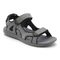 Vionic Moore Neil - Men's Orthotic Sandals - 1 main view Grey