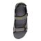 Vionic Moore Neil - Men's Orthotic Sandals - 3 top view Grey
