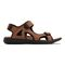Vionic Moore Neil - Men's Orthotic Sandals - 4 right view Dark Brown